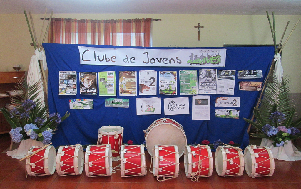clube jovens reviver